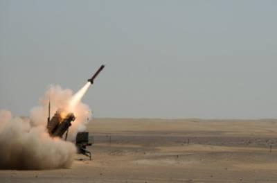 Сектор Газа нанес ракетный удар по Израилю