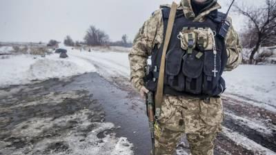 На Донбассе оккупанты за сутки 6 раз нарушили режим прекращения огня
