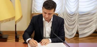 Зеленский подписал закон о выходе Украины из договора между государствами - членами СНГ