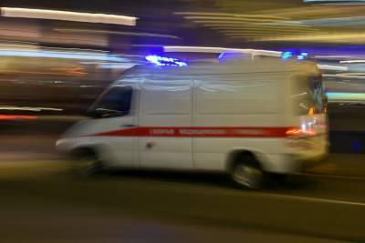 Двое детей и двое взрослых пострадали в ДТП в Подмосковье