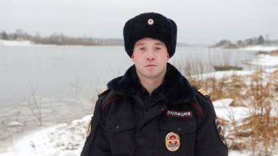 Под Вологдой полицейский спас шестерых утопающих