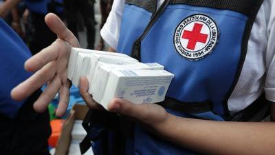 Красный Крест дополнительно направит в Карабах до 500 человек