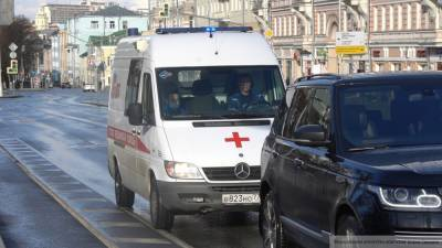 Пешеход погиб в ДТП с внедорожником в Москве