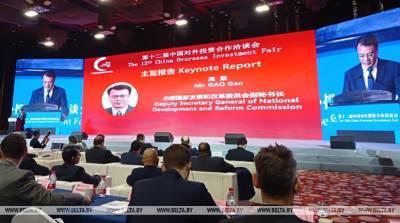 Китайская компания CCECC заинтересована в реализации инфраструктурных проектов в Беларуси
