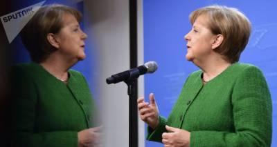 """Кто """"подвинет"""" Меркель? В Германии выбрали нового председателя правящей партии"""