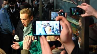Задержание Навального: реакция