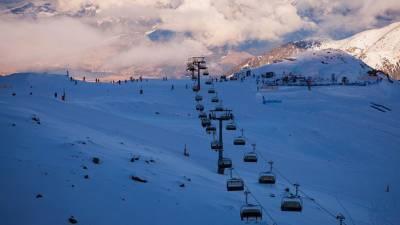 В результате схода снежной лавины в КЧР погиб президент горнолыжной федерации «Домбай»
