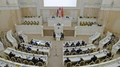 Депутата Бориса Вишевского возмутила спешка в утверждении вице-губернаторов Петербурга