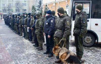 В Закарпатской области полиция и НГУ усилили патрулирование: кого будут проверять