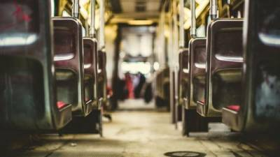 В Кингисеппском районе обнаружили 30 незаконно ввезенных в РФ автобусов