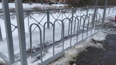 В Кронштадте открыли городскую стоянку на 113 мест