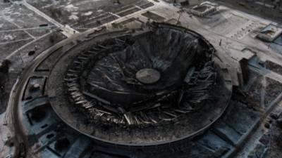 На месте СКК в Петербурге разрешили построить арену высотой 60 метров