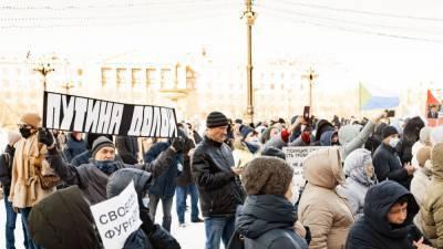 Хабаровский журналист за неделю оштрафован на 395 тысяч рублей