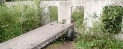 Подростка убило бетонной плитой в заброшенном здании в Севастополе