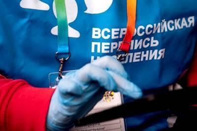 Росстат: стартовала Всероссийская перепись населения