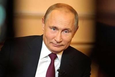 Владимир Путин принял участие во Всероссийской переписи населения
