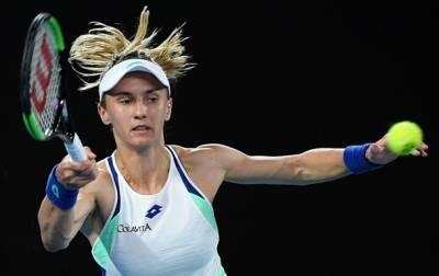Цуренко победила Шрамкову и прошла в финал квалификации турнира в Москве