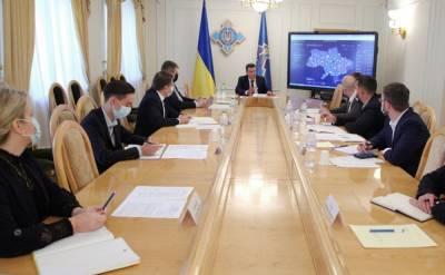Глава СНБО: принятый план обороны Украины будет засекречен