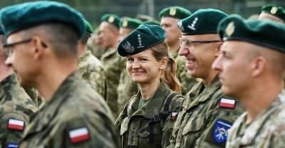 Качиньский: Польша значительно усилит военную мощь