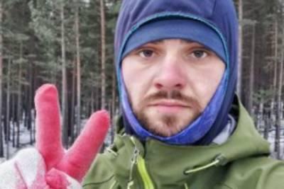 Едущий на велосипеде до Владивостока путешественник добрался до Забайкалья