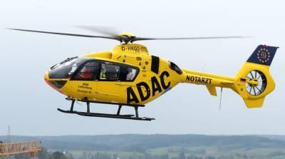 В Германии разбился вертолет: есть жертвы