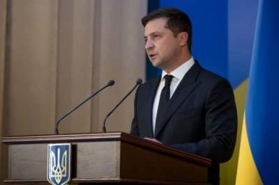 Зеленский обратился к украинцам из-за цен на газ