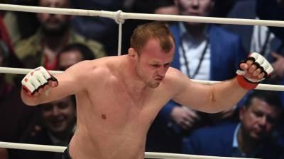 «Думаю, я о себе ещё заявлю»: Шлеменко победил Гусейнова и может сразиться за пояс Eagle FC в марте