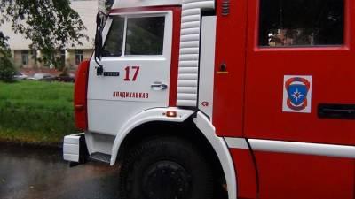 Взрыв прогремел во Владикавказе