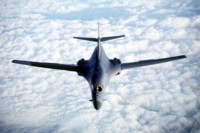 Стратегические бомбардировщики США пролетели над Черным морем
