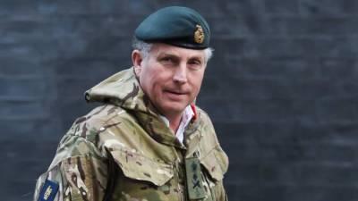 Начальник штаба обороны Великобритании назвал Россию «серьезной угрозой»