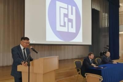 Алдара Дамдинова официально представили и.о. ректора БГУ в Бурятии