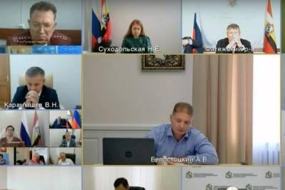 Коронавирусный локдаун в Курской области введут с 25 октября