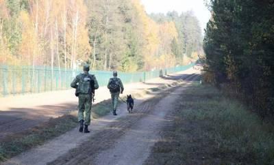 Тело мигранта из Сирии нашли в пограничной реке Буг, разделяющей Польшу и Беларусь