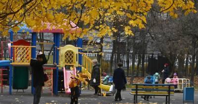 В Москве решили не закрывать детские площадки и парки в период нерабочих дней