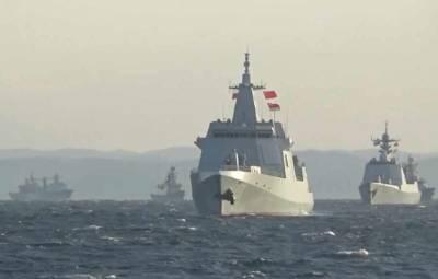 Япония и США обсудили совместный проход российских и китайских военных судов