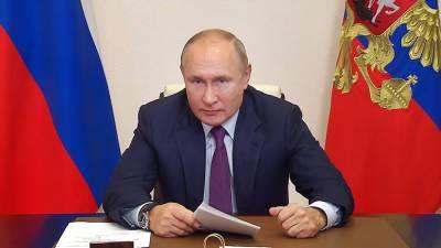 Путин затребовал отчет по оплачиваемым выходным для вакцинации от COVID-19
