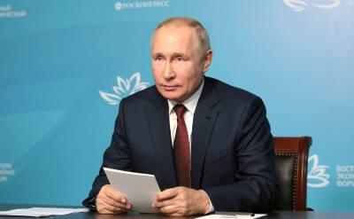 Владимир Путин рекомендовал запретить развлекательные мероприятия и работу общепита ночью