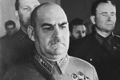 Что сделал Берия с похищенной женой маршала Кулика - Русская семеркаРусская семерка