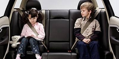 Перевозка детей в машине – Кабмин изменил ПДД - ТЕЛЕГРАФ