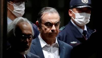 В Турции осудили пилотов за организацию побега экс-главы Nissan Карлоса Гона
