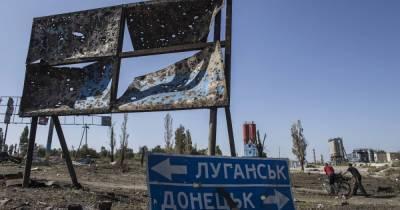 День на Донбассе: боевики вели огонь по позициям ВСУ из гранатометов
