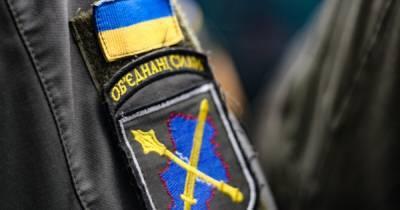 Российские боевики ранили двух украинских военных на Донбассе
