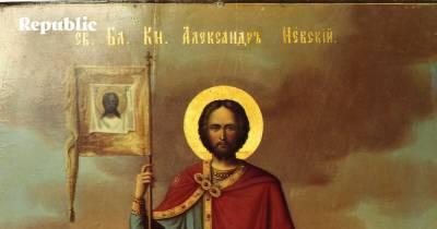 Как из Александра Невского сделали главного святого государственного официоза