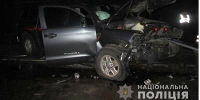 Смертельное ДТП в Запорожской области: два человека погибли, еще двое пострадали