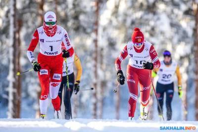 Сахалинские лыжницы Анна Кожинова и Ульяна Николова: наша задача — закрепиться в сборной страны