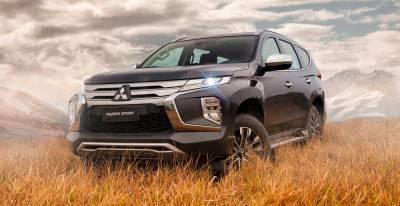 Mitsubishi представила обновленный внедорожник Pajero Sport на рынке РФ