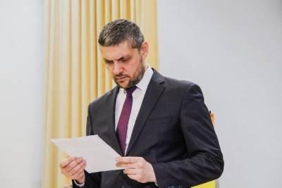 Осипов лично участвует в некоторых собеседованиях правительства - пресс-служба