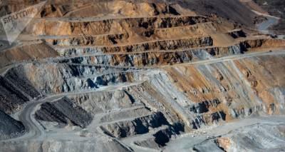 В результате обрушения на руднике в Капане погиб молодой рабочий