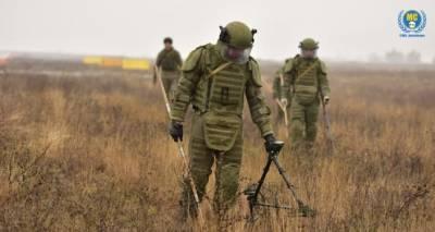 Миротворцы за сутки очистили 17 гектаров территории: МО России о ситуации в Карабахе