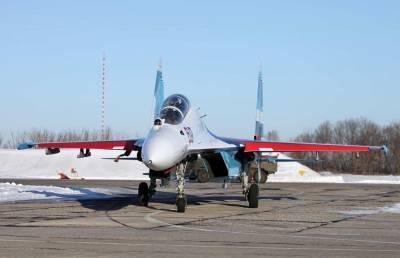 «Обнаглели»: Белорусские Су-30 отогнали самолёты НАТО «на сотню километров»